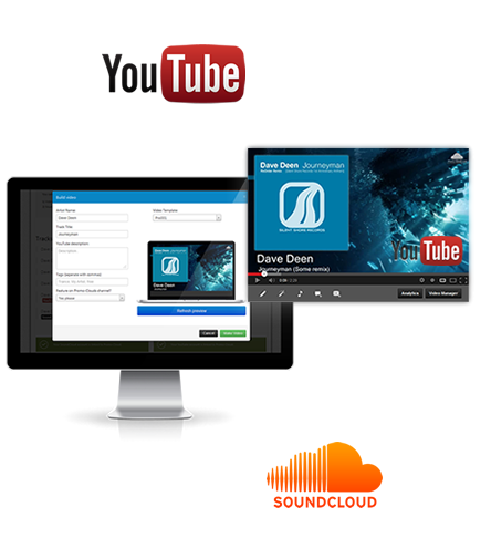 Youtube video automation